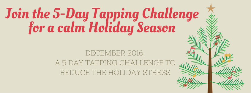 tapping-for-a-calm-holiday-season